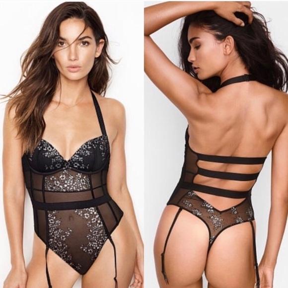 f60951a34d136 Victoria's Secret Intimates & Sleepwear   36d 34b 34c Shine ...